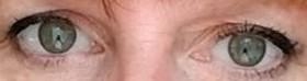 Mia eyes